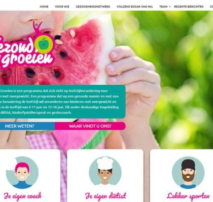 Websus portfolio gezond groeien